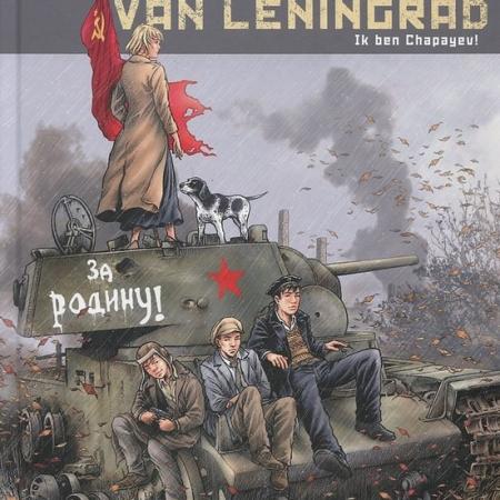 De Muizen van Leningrad 1 : Ik ben Chapayev