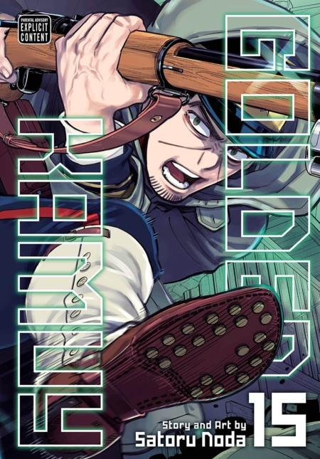 Golden Kamuy 15