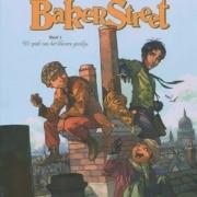 De vier van Baker Street 1 : De zaak van het gordijn.