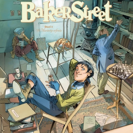De vier van Baker Street 5