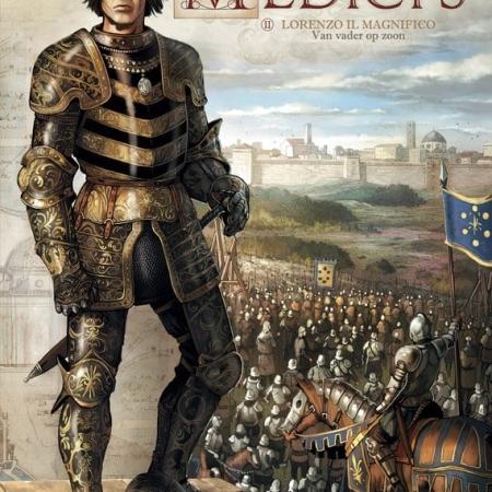 Medici's 2 : Lorenzo Il Magnifico – Van vader op zoon