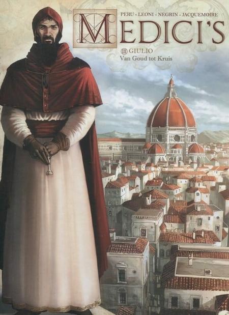 Medici's 3 : Lorenzo Il Magnifico – Van vader op zoon