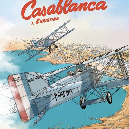 De Koerier van Casablanca 1
