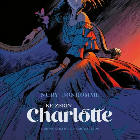 Keizerin Charlotte 1