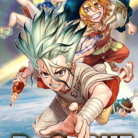 Dr Stone 10