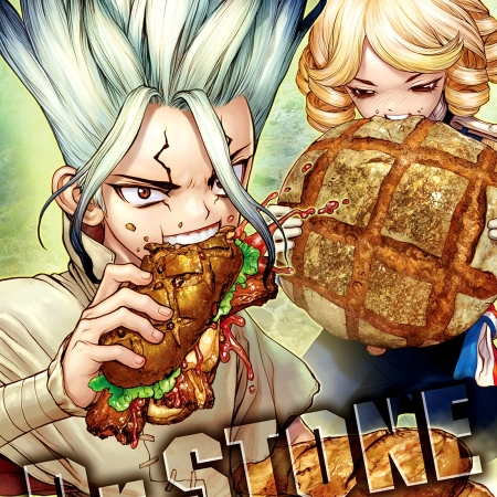 Dr Stone 11