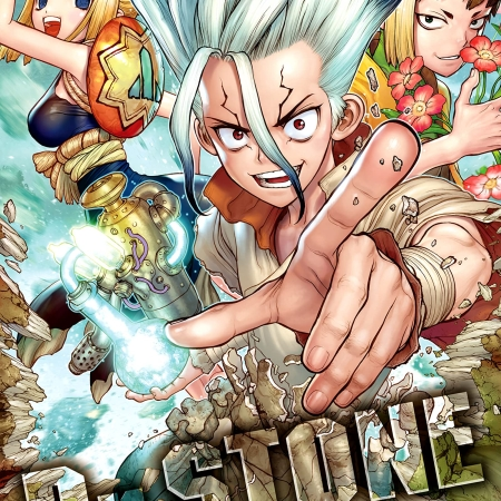 Dr Stone 12