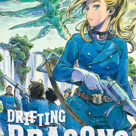Drifting Dragons 4.