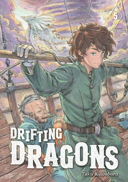 Drifting Dragons 5