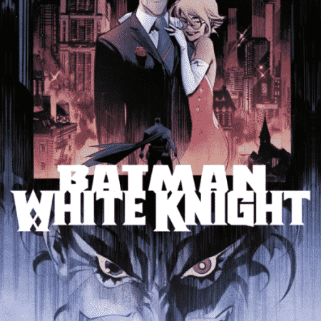 Batman : White Knight 1
