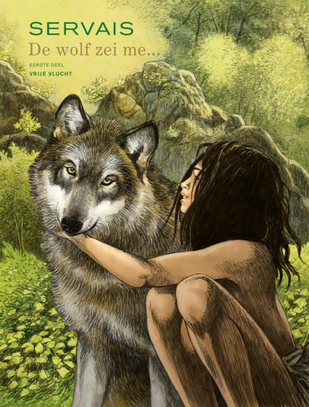 De wolf zei me 1