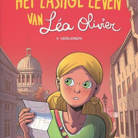 Het lastige leven van Lea Olivier 1