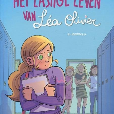 Het lastige leven van Lea Olivier 2