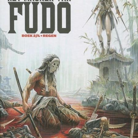 Het masker van Fudo 2: Regen