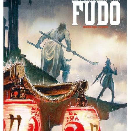 Het masker van Fudo 3: Vuur