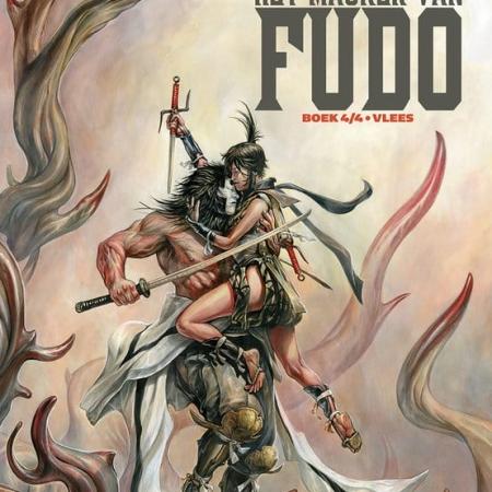 Het masker van Fudo 4: Vlees