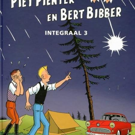 Piet Pienter en Bert Bibber integraal 3