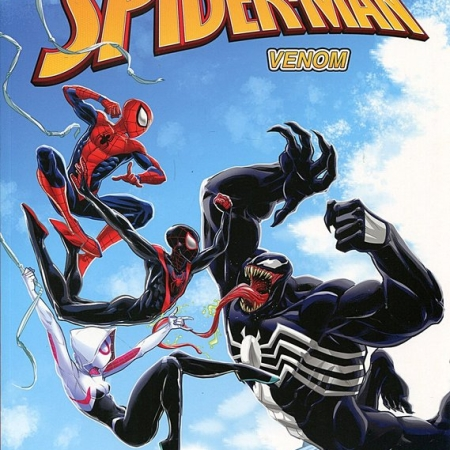 Marvel Action – Spider Man: Venom