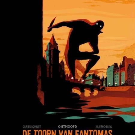 De Toorn van Fantomas promopakket 1-2-3