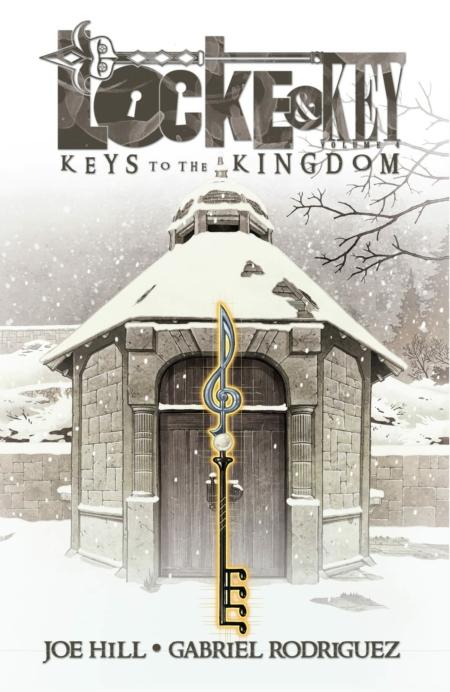 Locke&Key 4 : Keys to the kingdom