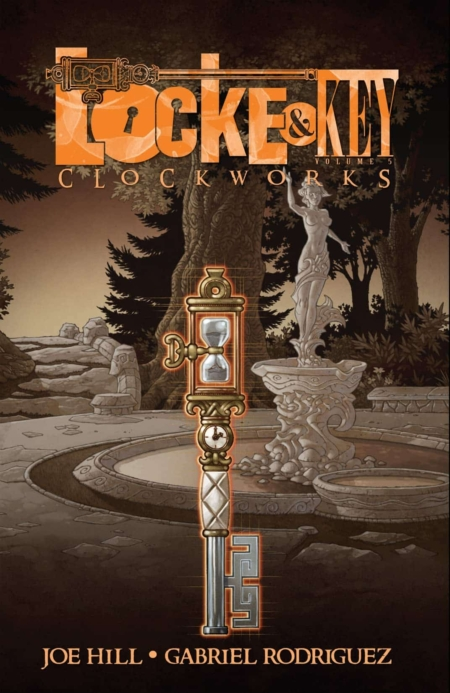 Locke&Key 5 : Clockworks