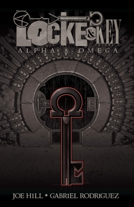 Locke&Key 6 : Alpha and Omega