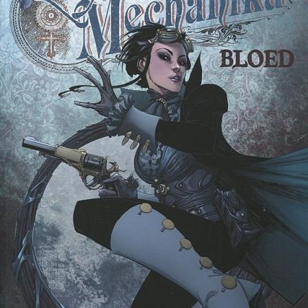 Lady Mechanika – Het Bloed 1