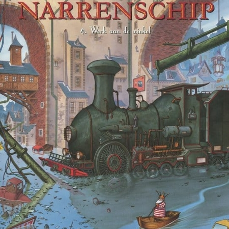 Het Narrenschip 4