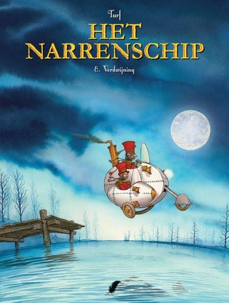 Het Narrenschip 8