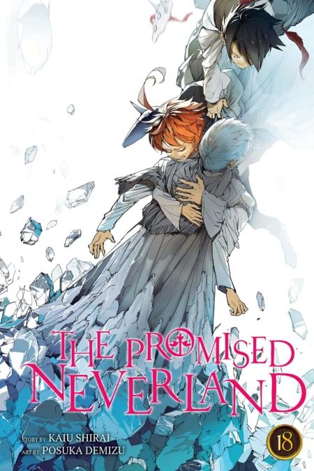 Promised Neverland 18