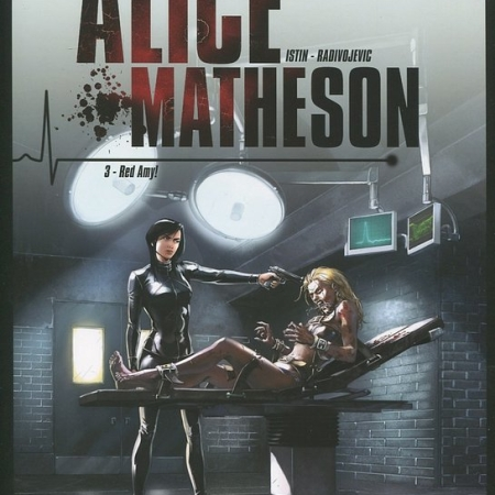 Alice Matheson 3: Red Amy