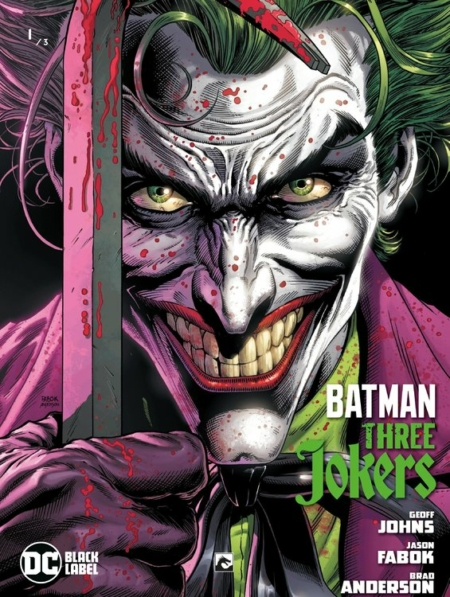 Batman – Three Jokers 1