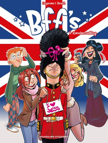 BFF's 11: London calling