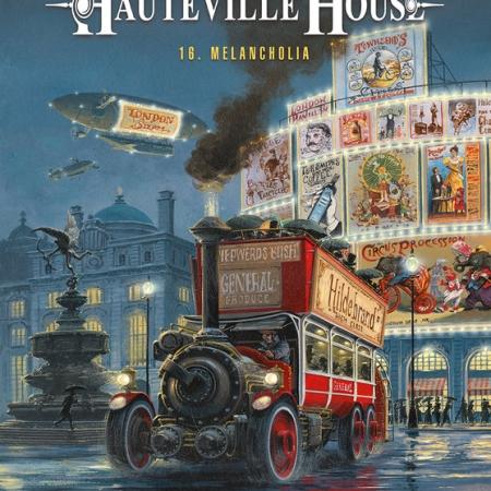 Hauteville House 16: Melancholie