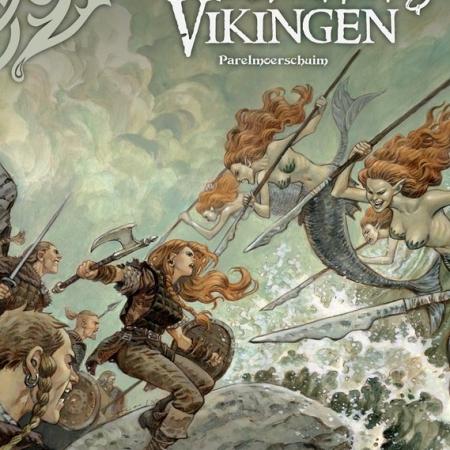 Meerminnen & Vikings 2: Parelmoerschuim.