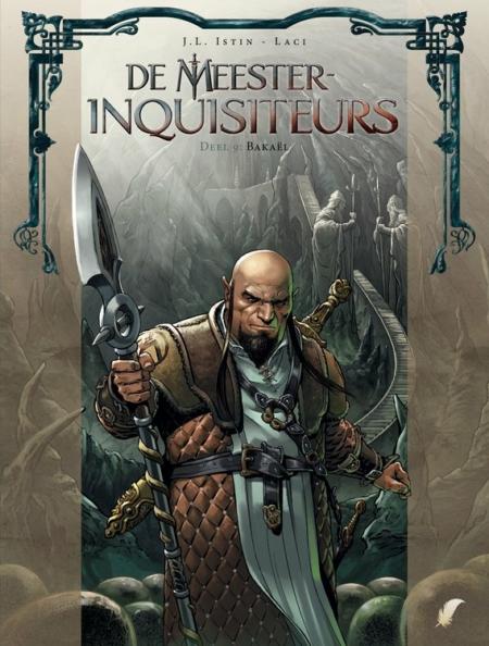 De meester-inquisiteurs 9: Bakael