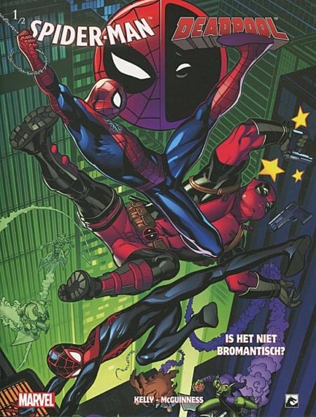 Spiderman vs Deadpool 1