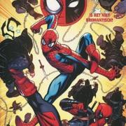 Spiderman vs Deadpool 2