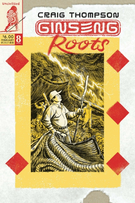 Ginseng Roots issue 8