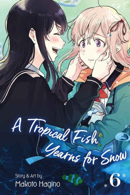 Tropical Fish Yearns for Snow 6