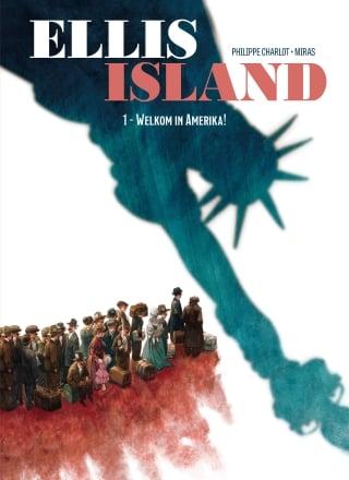 Ellis Island 1: Welkom in Amerika
