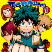 My Hero Academia Team-Up Mission 1