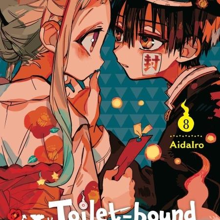 Toilet bound Hanako Kun 8