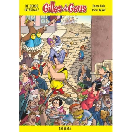 Gilles de Geus Integraal 3