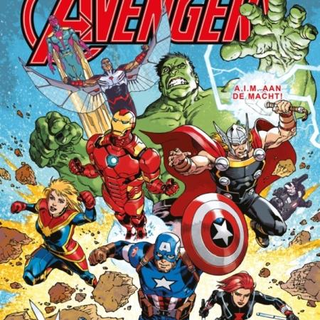 Marvel Action Avengers 4