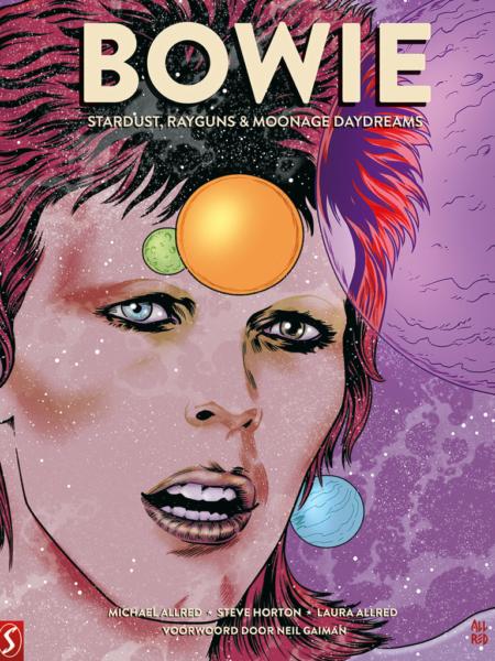 David Bowie: De stripbiografie
