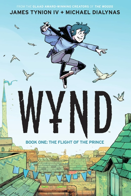 Wynd – Book 1: The flight of the Prince