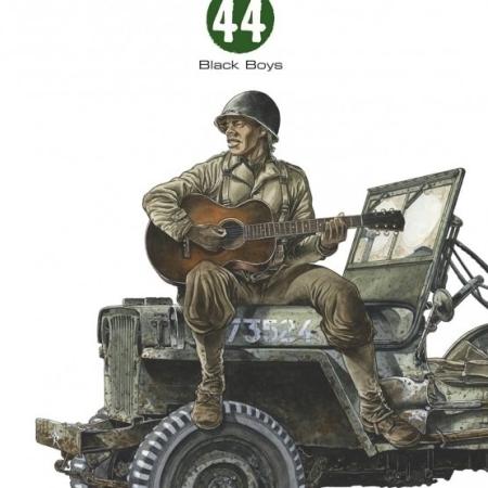Airborne 44 – 9 : Black bottom boys