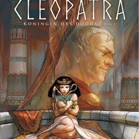 Bloedkoninginnen - Cleopatra 2