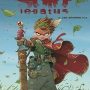 Solo Legatus 2: Het groene rijk